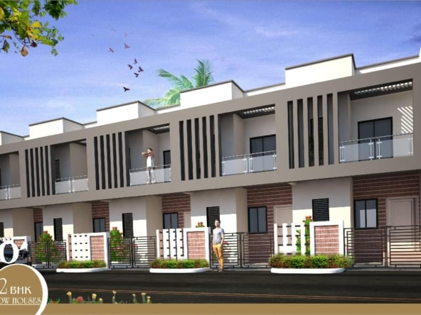 2BHK row house in nagpur