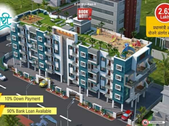 2BHK Flats In Jaitata, Nagpur