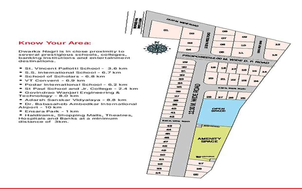 layout plan of dwarka urban