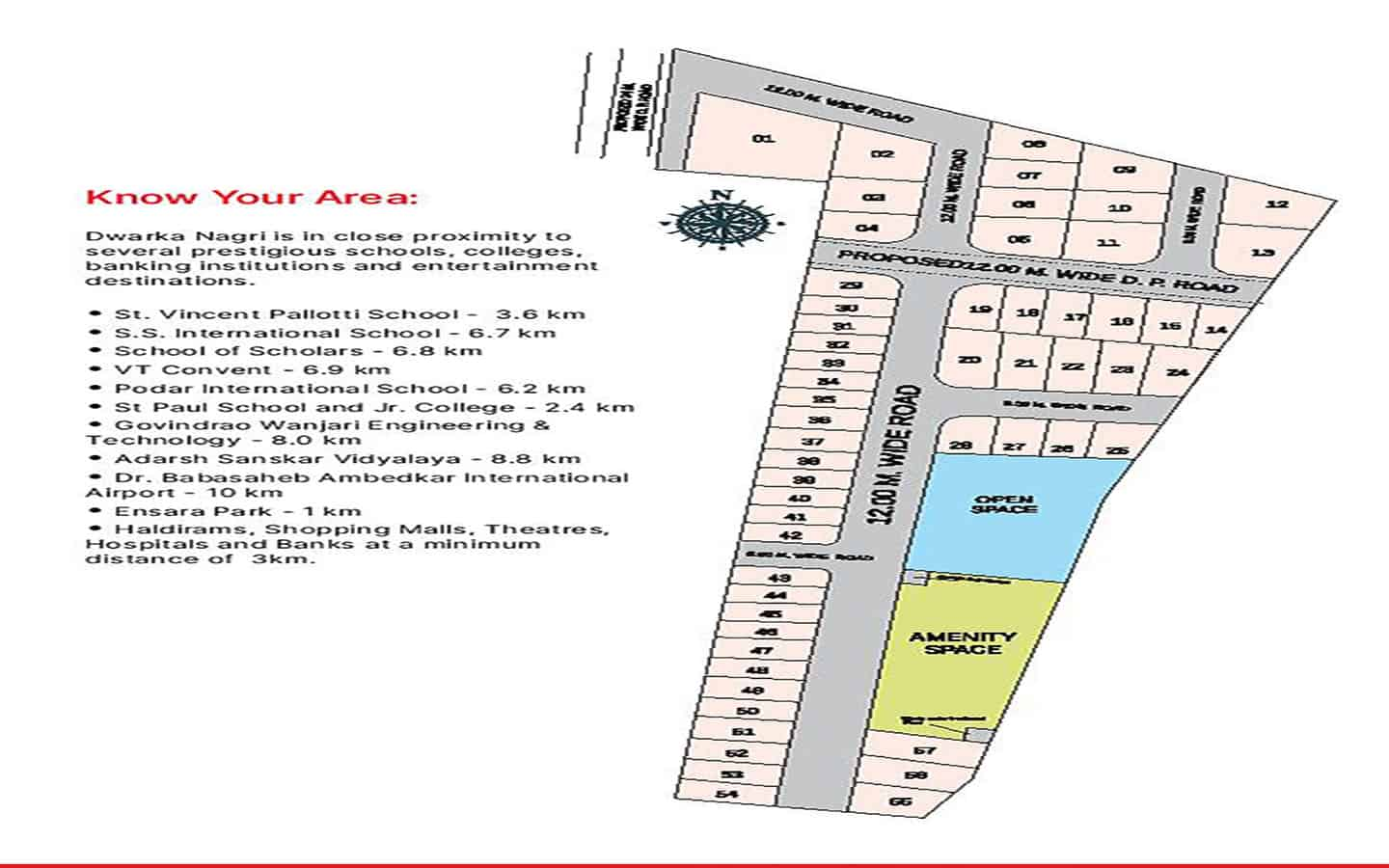 layout plan of dwarka urban