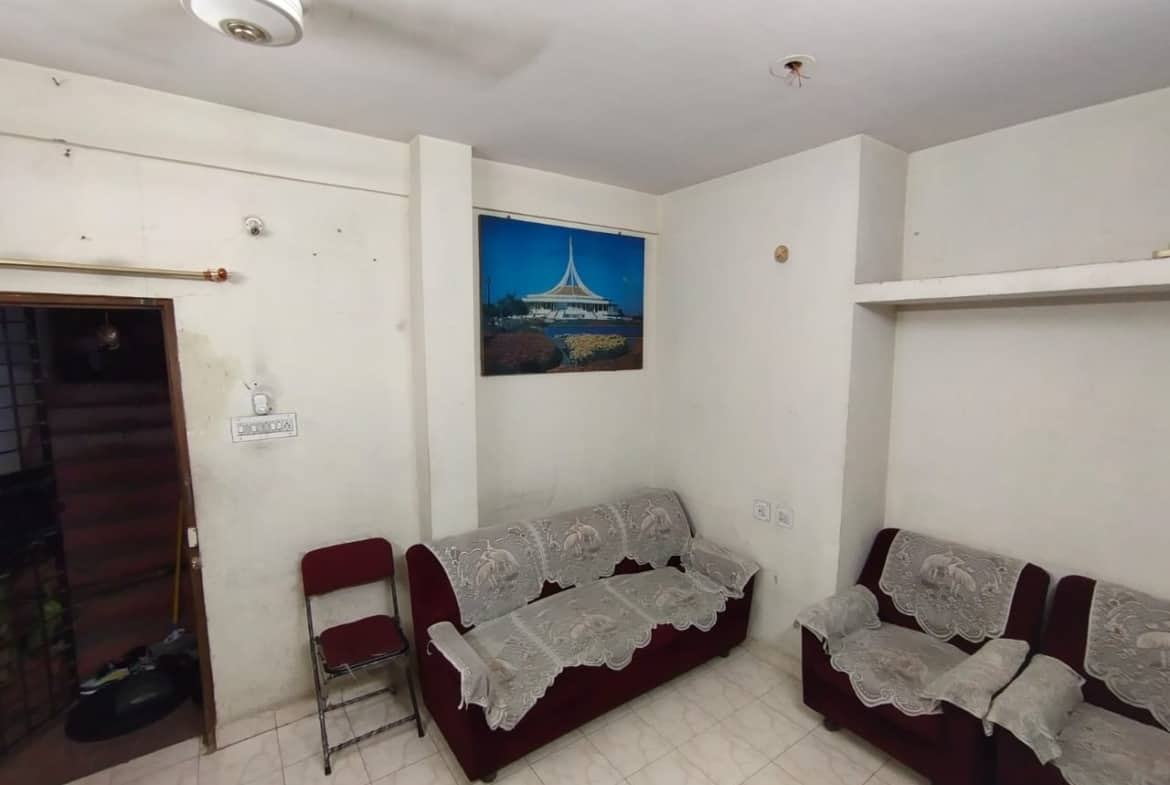 1BHK rent in chatrapati square