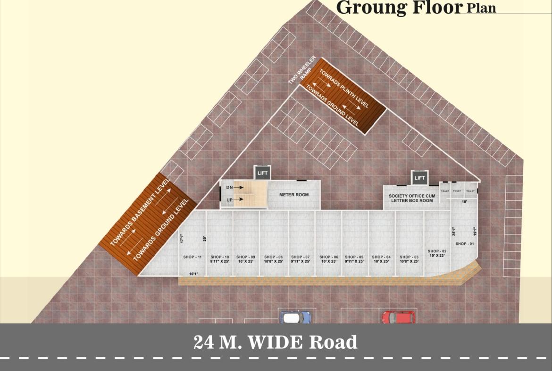 Flat For Sale In Jaitala, Nagpur
